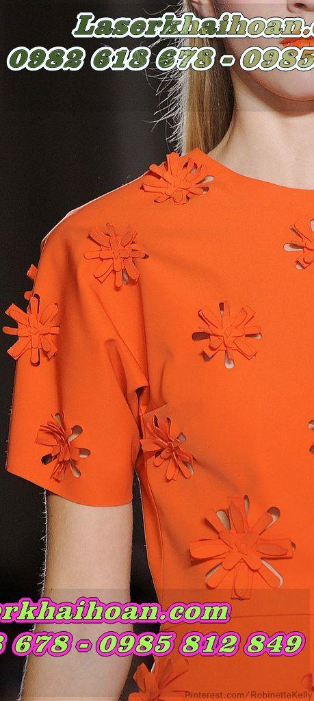 Cắt laser trên vải áo giá tốt nhất cho khách hàng
