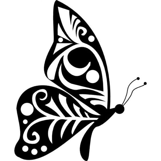 Cắt laser hình cánh bướm trên giấy với những nét cắt đẹp