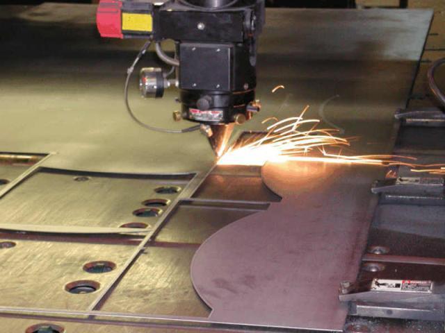Máy cắt laser, khắc laser trên mica công nghệ cao