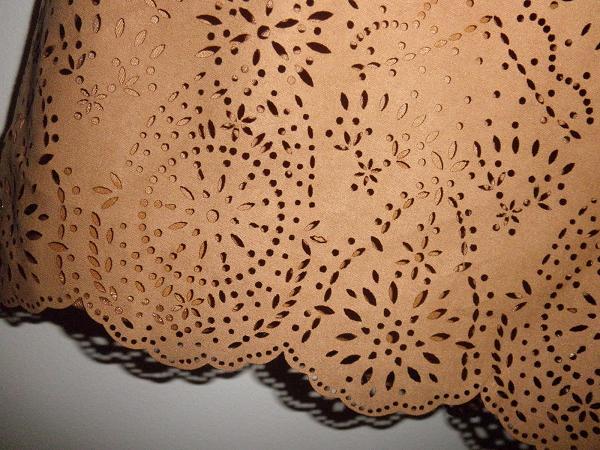Cắt laser vải với những họa tiết đẹp nhất