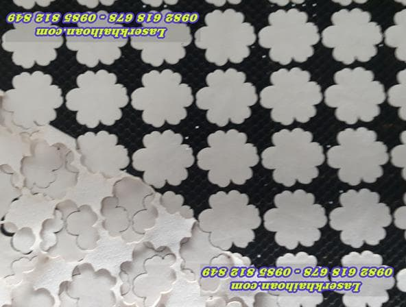 Cắt laser hoa văn vải đẹp, chất lượng cao cho các doanh nghiệp tại TP.HCM