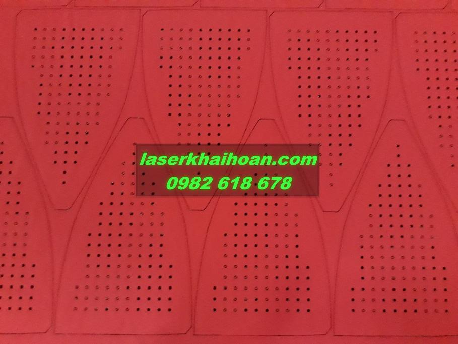 Cắt laser trên vải giá rẻ chất lượng cao
