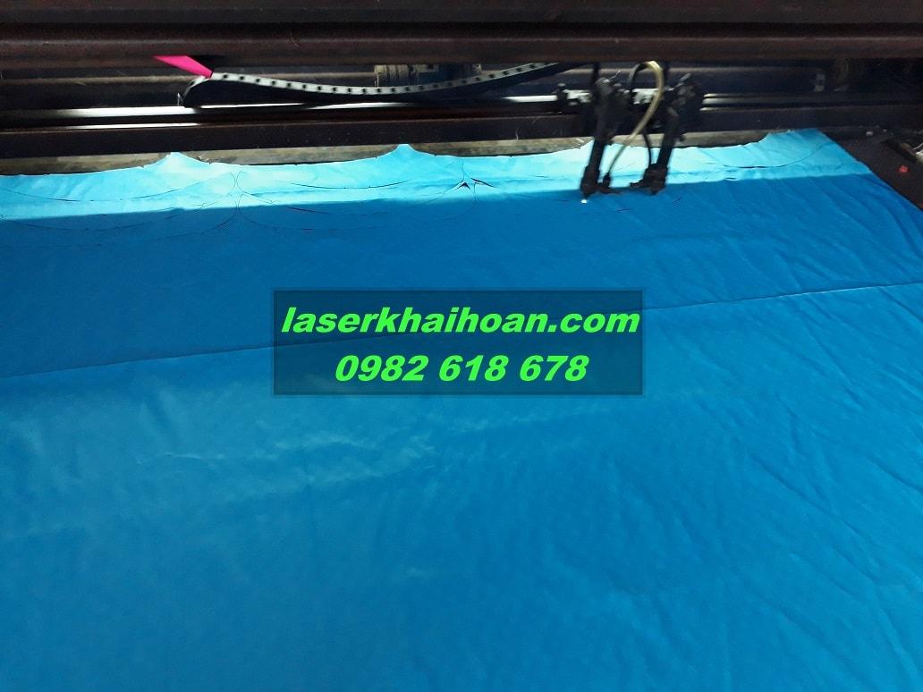 Cắt laser vải với giá rẻ tại tphcm