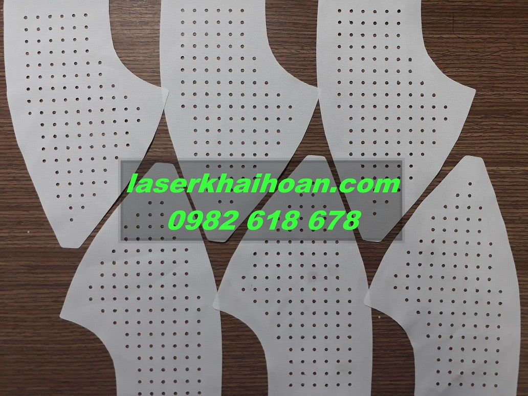 Cắt laser trên vải cho chất lượng hoàn hảo