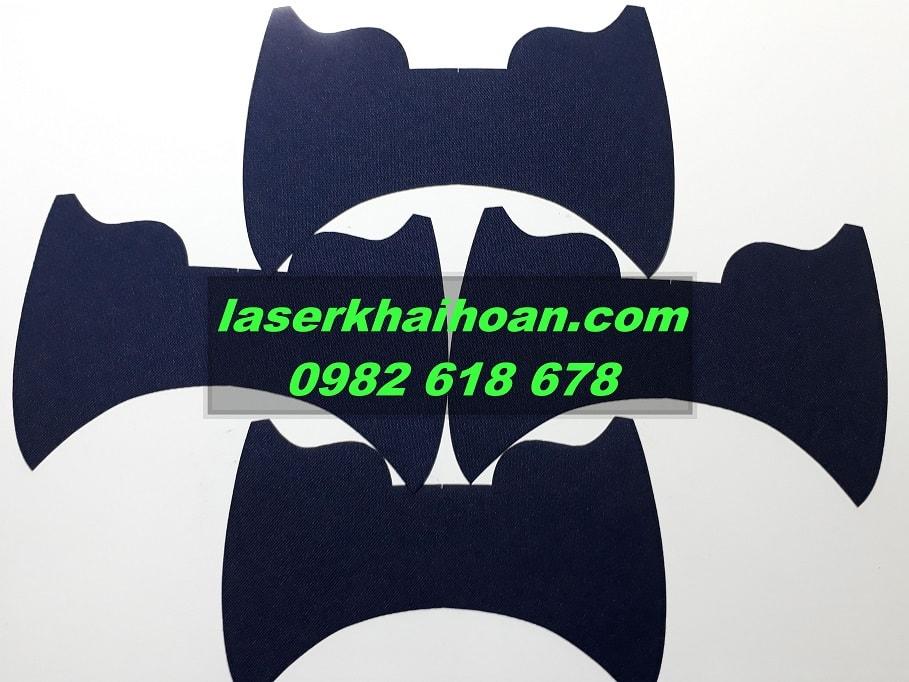 cắt laser vải của laser khải hoàn