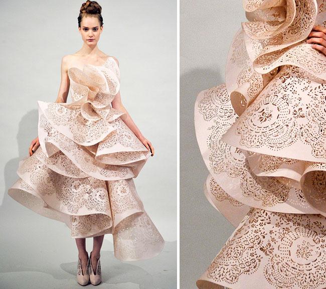 Cắt laser vải thiết kế váy đầm thời trang đẹp nhất TP.HCM
